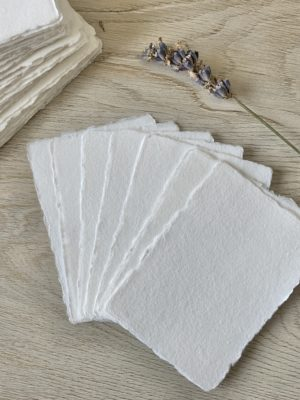 2.5x3.5 Wedding Stationary Place Cards