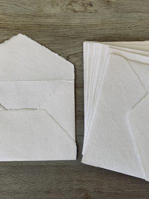 a6 cotton envelopes